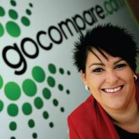 Hayley Parsons, Founder and Chief Executive of Gocompare.com