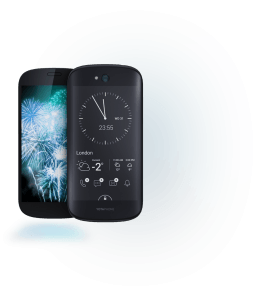 Yotaphone cover
