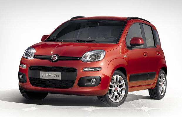 Fiat Panda Discover - Cancan Red