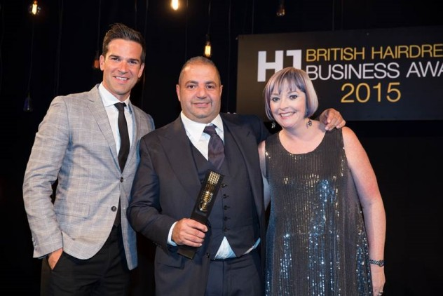 Gethin Jones, Andy Phouli, Jayne Lewis-Orr