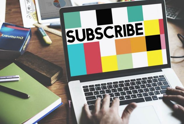 how to create a subscription service